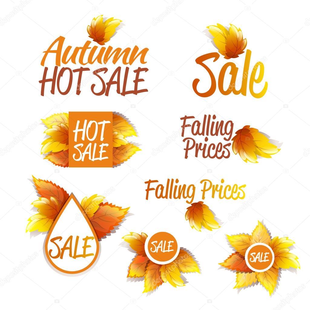 Autumn Sales Theme