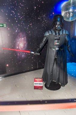 Star wars team wax figure at the Wax Museum
