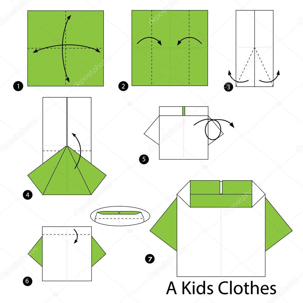 Instrucciones Origami Para Niños Paso A Paso Las Instrucciones De
