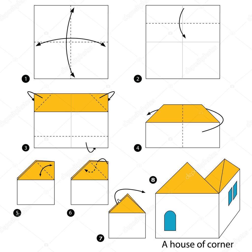 Paso a paso las instrucciones de c mo hacer una casa de - Pasos para construir una casa ...