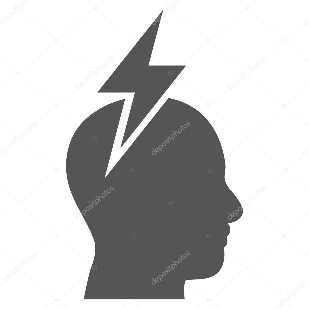Spannung-flache Vektor-Piktogramm — Stockvektor © anastasyastocks ...