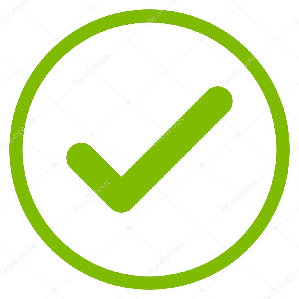 Ok Flat Vector Icon — Stock Vector © anastasyastocks.gmail.com ...