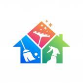 Fotografie Wohnungsreinigung. Reinigungs-Service. Gebäudereinigung. Echo-freundliche Reinigung