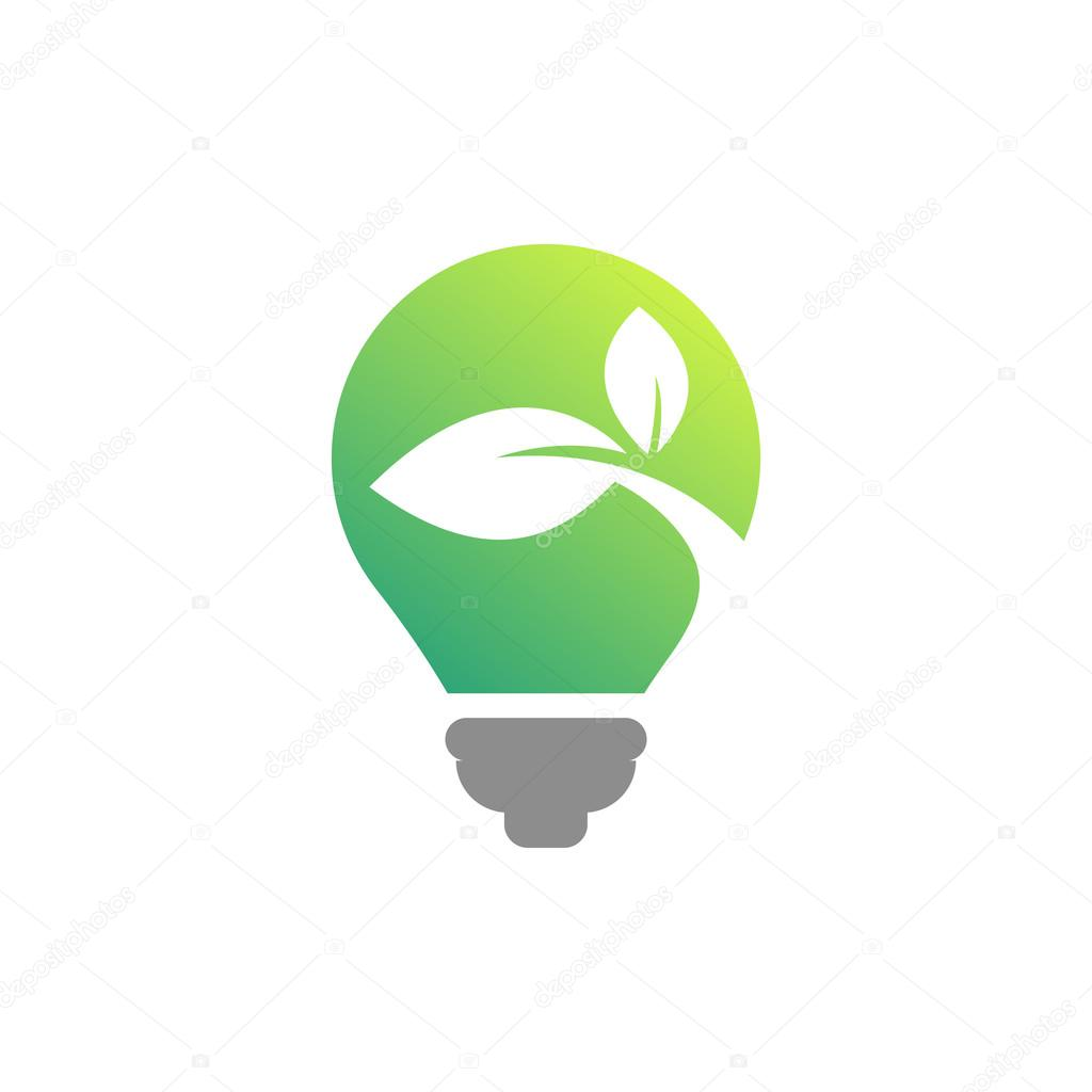 icon green energy flat creative symbol concept for renewable energy green energy green electricity flat icon concept for naturally replenished resources go green theme light bulb energy stock vector c srirejeki 113554338 https depositphotos com 113554338 stock illustration creative symbol concept for renewable html