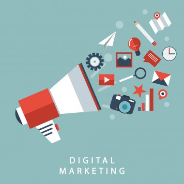 Digital Marketing Icons