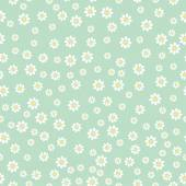 Fotografie Seamless pattern with flowers