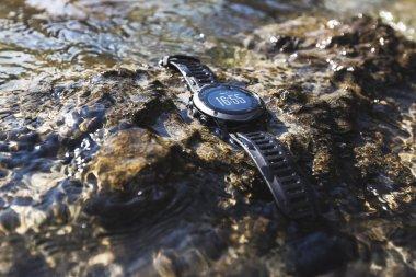 Waterproof sport watches