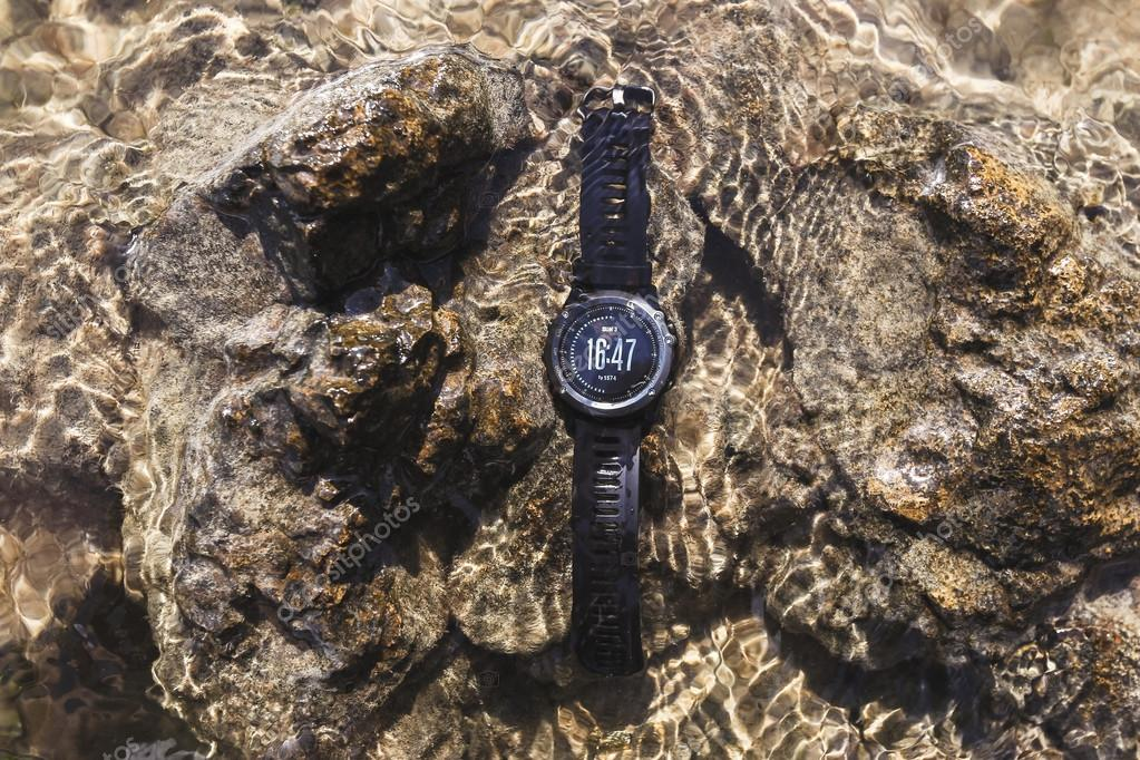 Waterproof sport watches