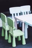 Photo Multicolor childrens furniture