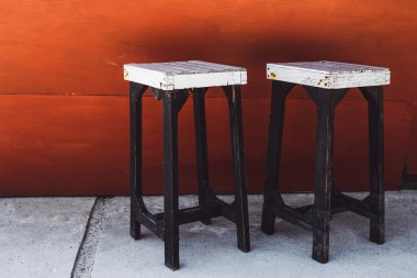 Vintage bar stools