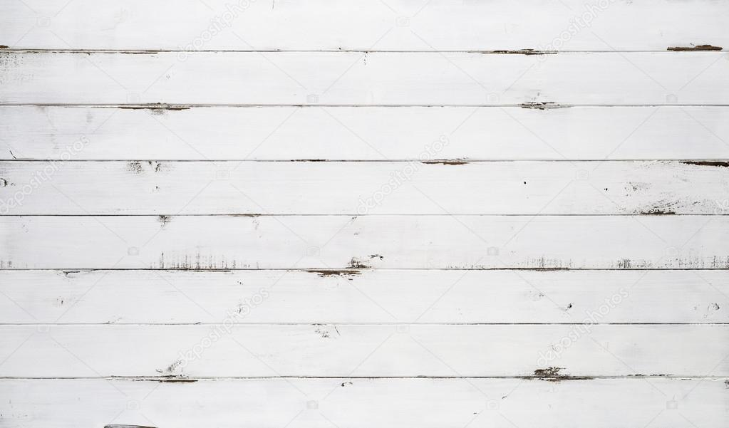 white wood texture. Distressed White Wood Texture Background Viewed From Above. The Wooden Planks Are Stacked Horizontally And Have A Worn Look. This Surface Would Be Great As