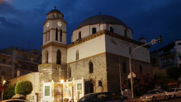 Agios Nikolaos Church in Kavala, Greece
