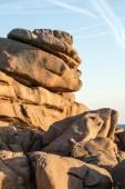 Photo Pink Granite Coast