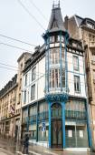 Photo Art Nouveau style building