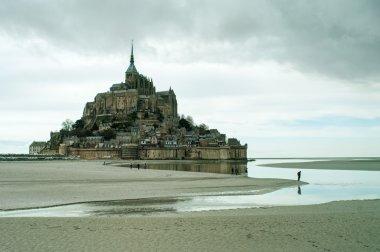 Mont Saint-Michel island