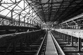 Fotografie Volklingen Ironworks in Saar