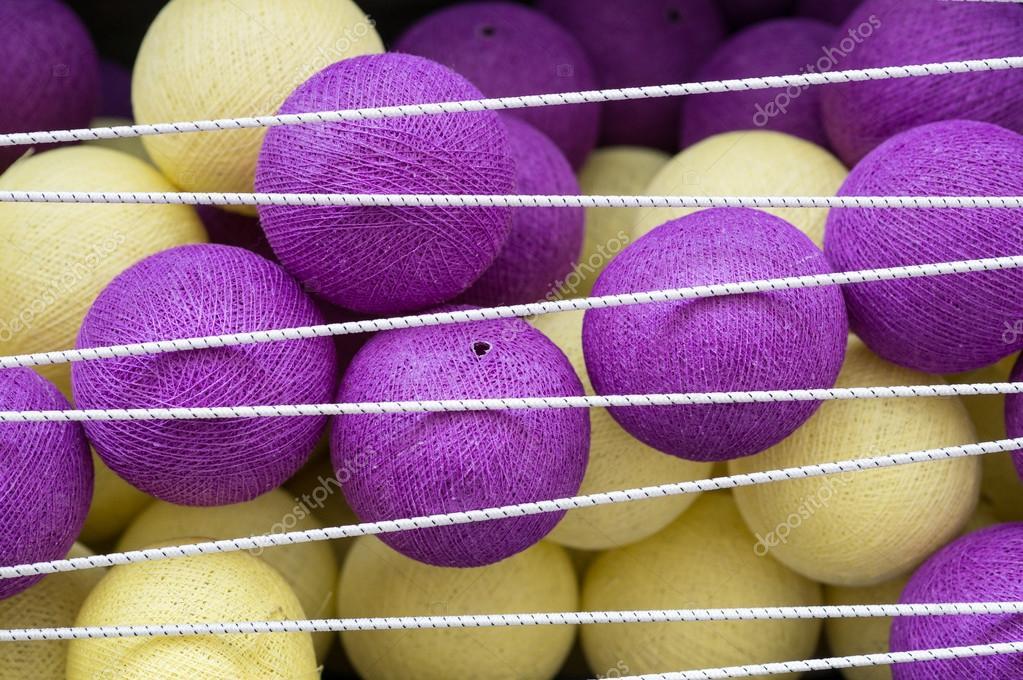 Colorful Decorative Balls Stock Photo © Hzparisiengmail Best Purple Decorative Balls