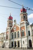 Fotografie Velká synagoga v Plzni