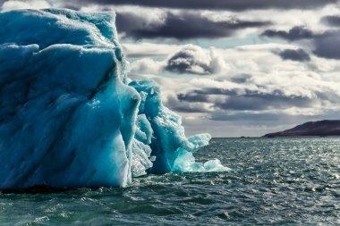 Iceberg at shores of Novaya Zemlya