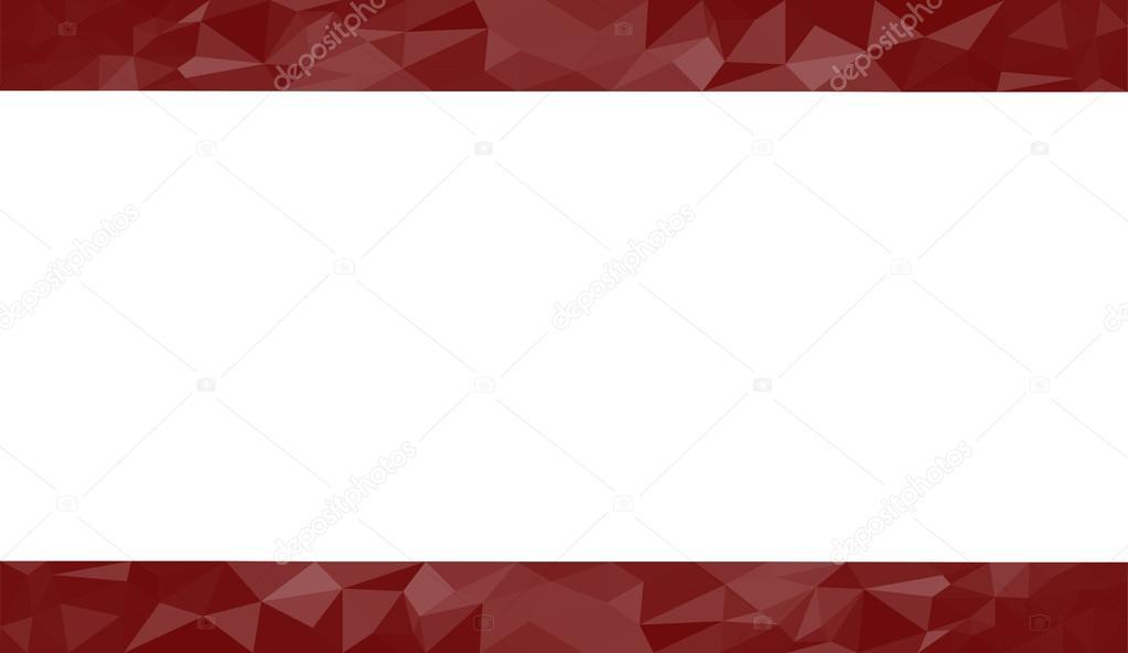 Sfondo Grafico Illustrazione Stile Poligono Triangolare Geometrico