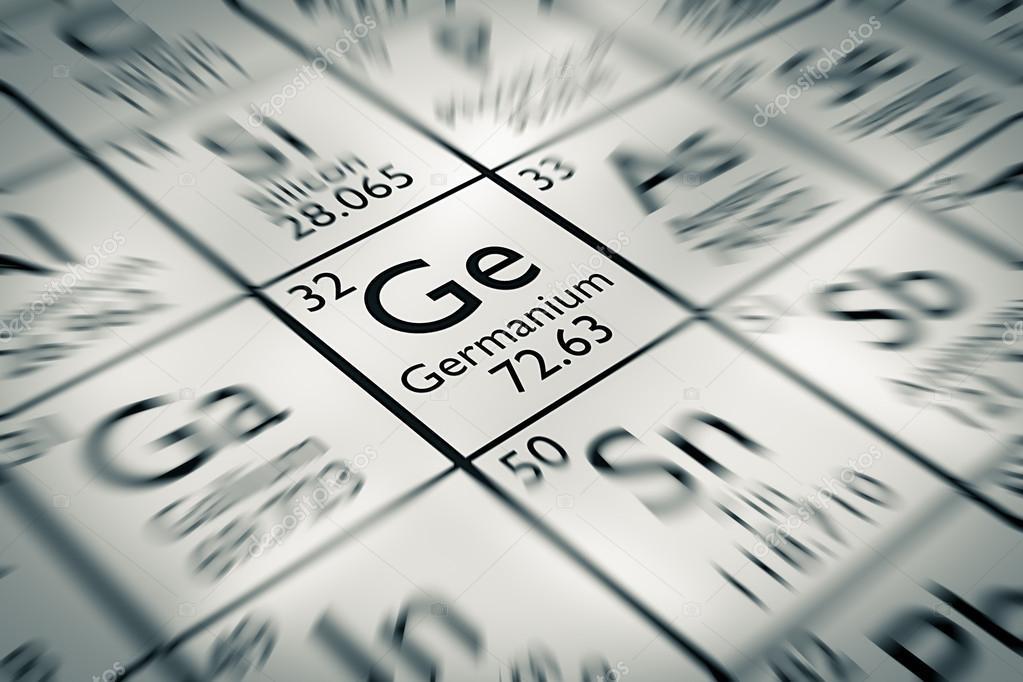 Centrarse en el elemento qumico germanio foto de stock centrarse en germanio elemento qumico de la tabla peridica de mendeleiev foto de antoine2k urtaz Gallery
