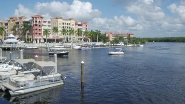 Bootfahren in Neapel florida