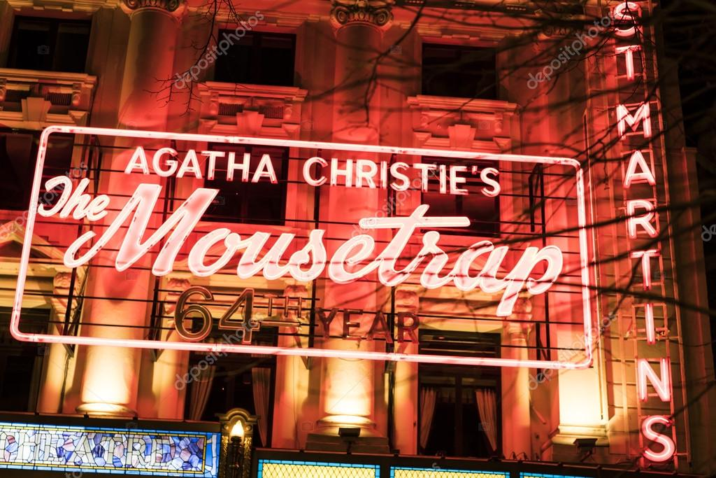 mousetrap agatha christie script Agatha christie created magnificent works of suspense for the theater, and eight of her riveting stage dramas are collected in the mousetrap and other plays—including the title piece, the longest running play in history, still a smash hit in londo.