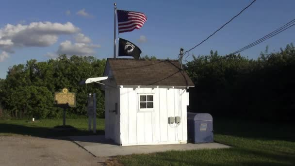 Nejmenší z Ochopee pošta poštovní úřad na světě