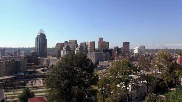 Ottima vista sulla skyline di Cincinnati