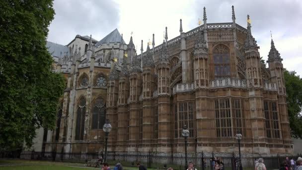 Londýnské Westminsterské opatství