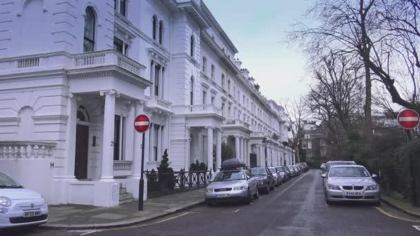 Typical London street views  London, England