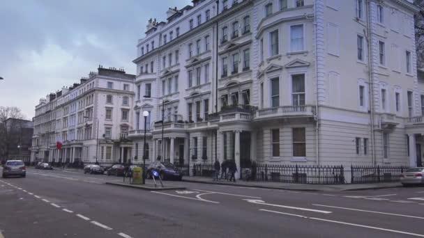 Kensington street view London, England