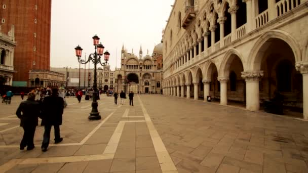 Dogenpalast palazzo ducale in venedig
