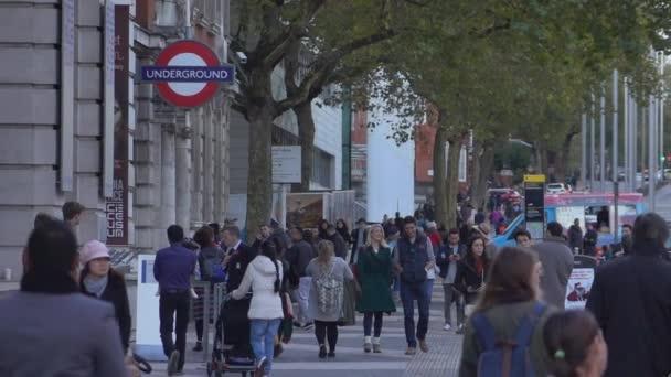 London street view  - LONDON, ENGLAND