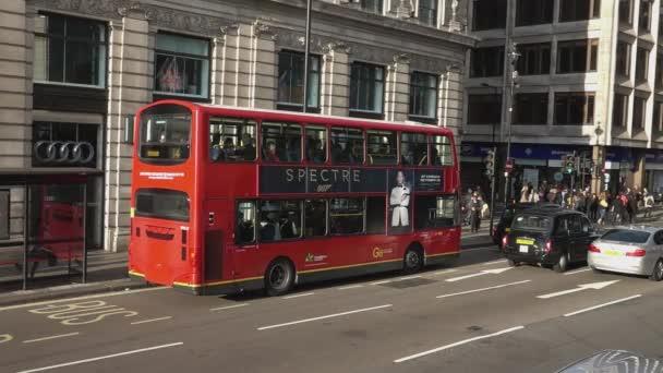 London Bus - LONDON, ENGLAND