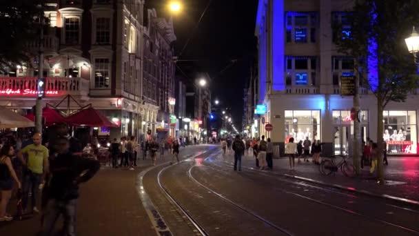 Krásný citylights Amsterdam