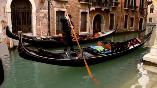 Gondola a canal - Venezia, Velence, Venezia - Velence