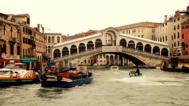 rialto brücke und canale grande - venezia, venezia