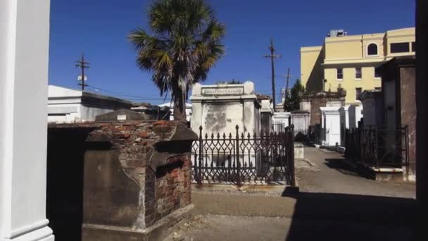 New Orleans St  Louis Cemetery No 1 old graves New Orleans Louisiana