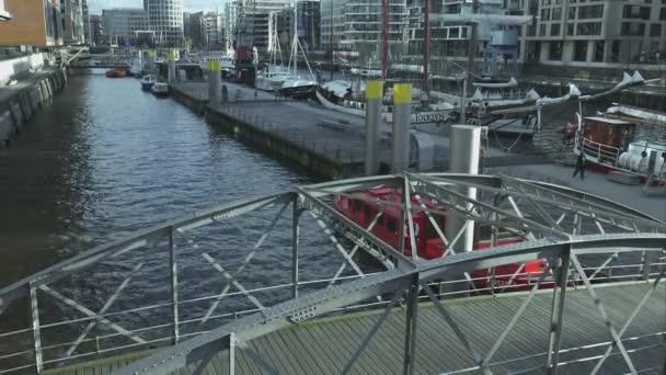 Hafen City-Bereich am Hafen Hamburg Hamburg Deutschland