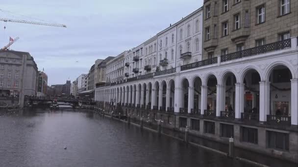 Hamburg Alster Arkaden genannt bitte Hamburg Deutschland