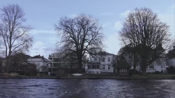 Sehenswürdigkeiten-Kreuzfahrt am Fluss Alster Hamburg Hamburg Deutschland