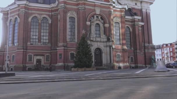 Famous-St.-Michaelis-Kirche in Hamburg namens Michel Hamburg Deutschland