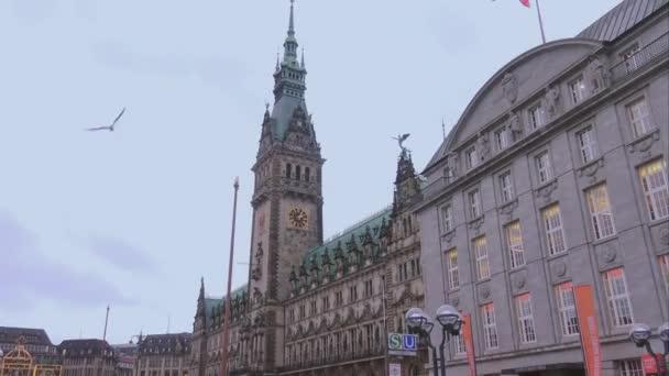 Rathaus Hamburg Hamburg Deutschland