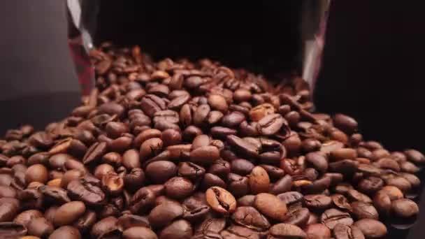Zavřít let nad kávovými zrny