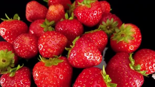 Köstliche Erdbeeren - Nahaufnahme