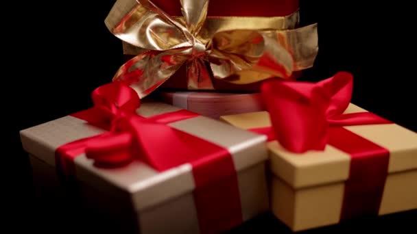 Gyönyörű ajándékdobozok - közelkép