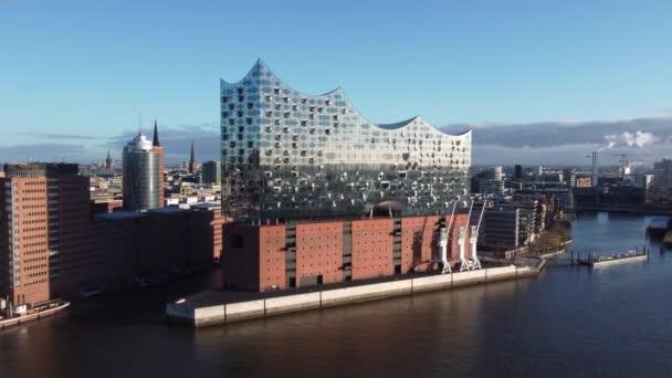 Berühmtestes Gebäude Hamburgs - die Elbphilharmonie