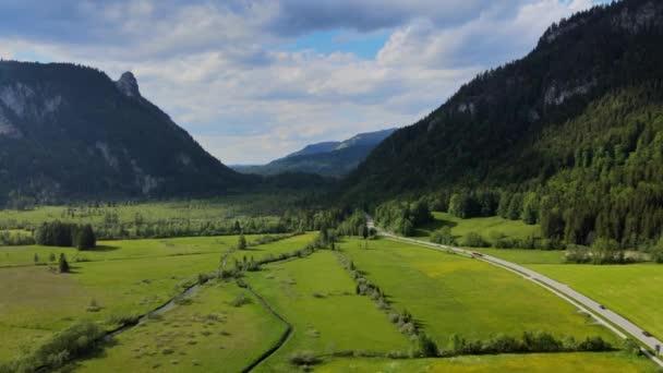 Die atemberaubende grüne Natur des Allgäuer Landes