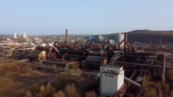Altes Fabrikgelände in Deutschland - Weltkulturerbe